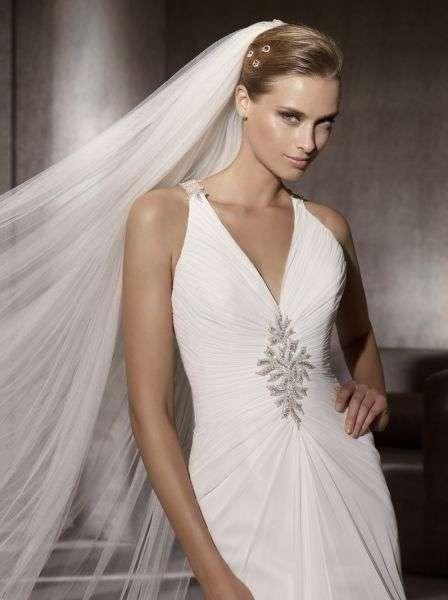 Vendo vestido de novia pronovias 2012