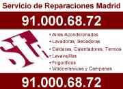 REPARACION CALDERAS JUNKERS SERVICIO TECNICO 91.000.68.72 MADRID