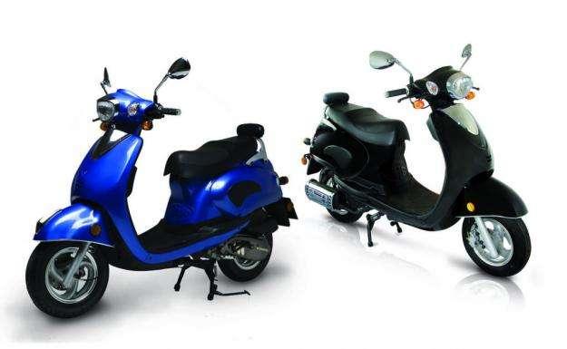 moto scooter 50cc segunda mano