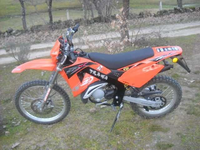 Ganga por no uso esta preciosa moto