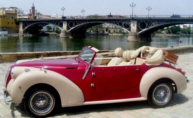 Magistral royal cars - coches clásicos del aljarafe