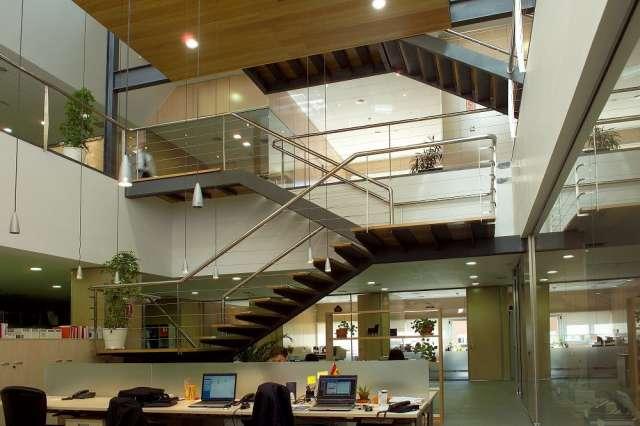 Alquiler de lujosas oficinas en getafe 986 m²