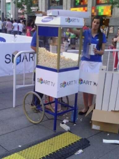 Alquiler maquinas de palomitas algodón de azúcar nachos