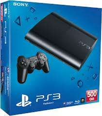 Playstation 500 gb mas juego y mando inalambrico de regalo