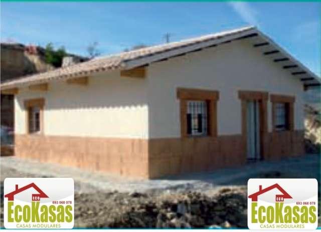 Casas prefabricadas madera casas modulares economicas - Casa modulares precios ...