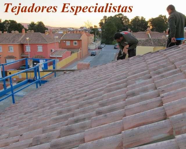 Tejadores y tejeros especialista en colocación de tejas en Cartagena ...