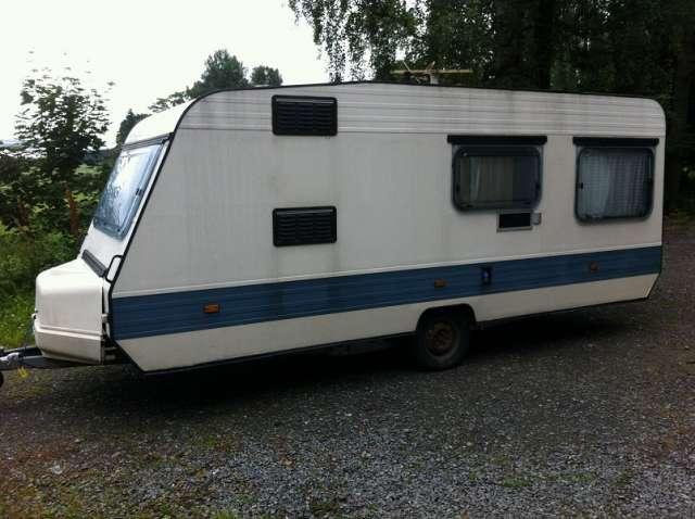Adria 530tk 1986, kr 12000 campingvogn