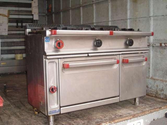 Se vende fogon horno en valencia