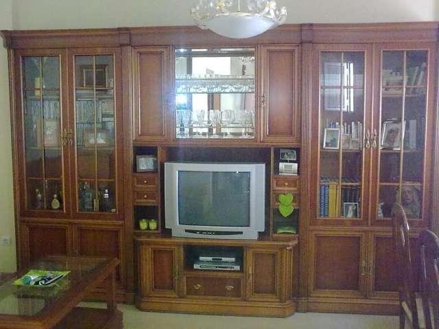 vendo mueble seorial para salon mueble libreria