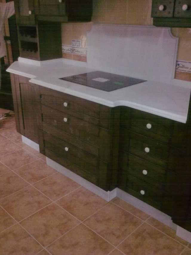encimeras de cocina en cordoba granito silestone compac caesarstone en fuente palmera espaa muebles
