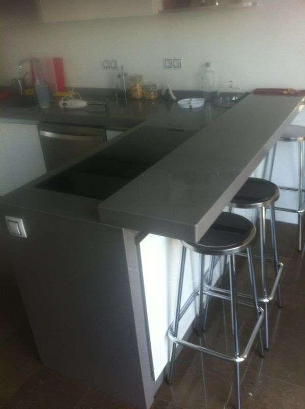 Encimera de granito precio excellent cubiertas de cocina - Precio metro silestone ...