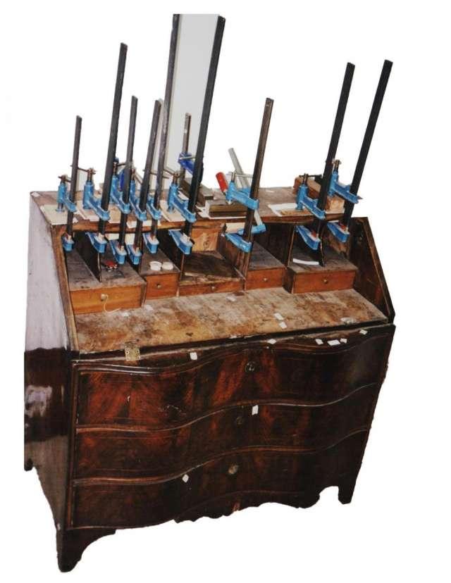 Fotos de restauraci n de muebles y antig edades en madrid - Restaurador de muebles madrid ...
