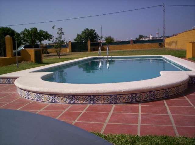 Alquilo casa de campo con piscina en cádiz