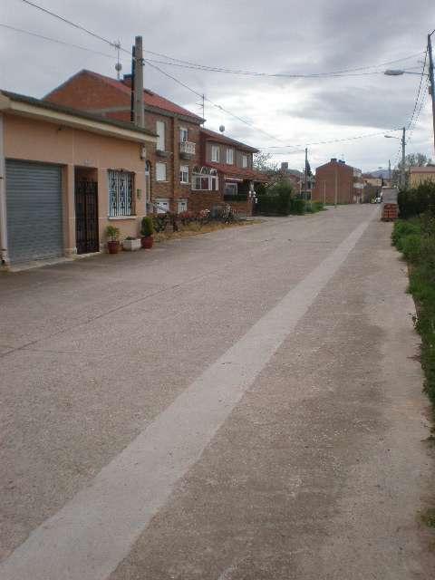 Se vende terreno urbano en uruñuela
