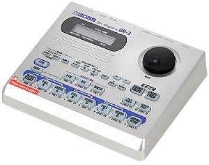 Caja de ritmos boss dr3 + adaptador de corriente