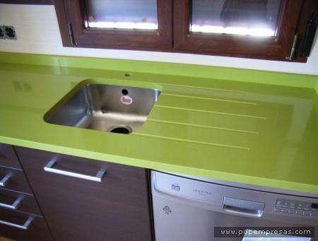 Fotos de encimeras baratas montadores de silestone compa - Encimeras para cocinas baratas ...