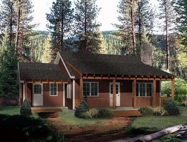 Casas prefabricadas sobre estructuras metálicas