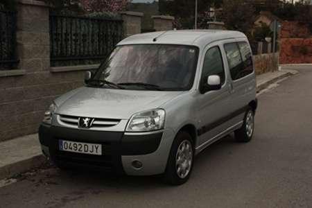 Peugeot parther combi plus 2. 0 hdi