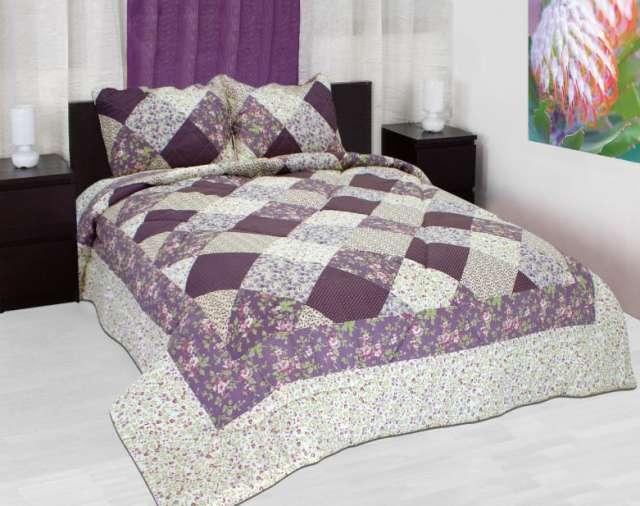 Colchas muy bonitas para vestir tu cama