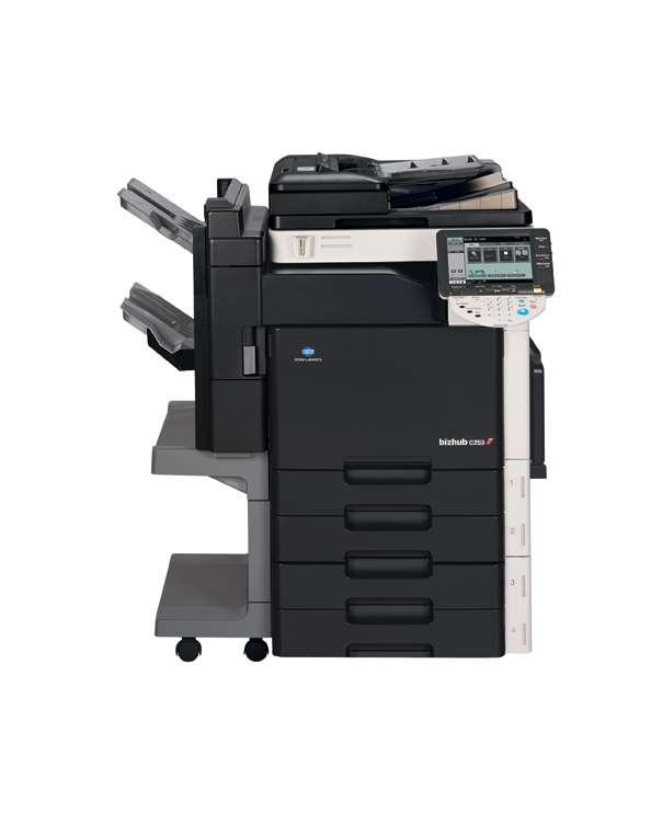 Fotocopiadora digital konica minolta c253 ?la reina del color?.