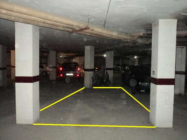 Alquilo parking, cap pont