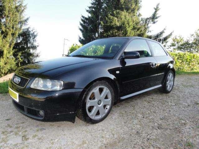 Audi s3 2 puertas 1.8 t quattro 210