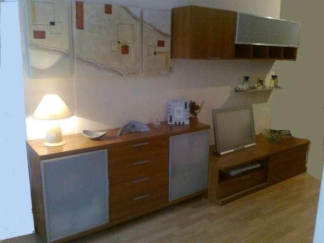 Mueble de comedor color nuez en Barcelona - Muebles   481166.