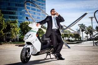 Tu moto eléctrica por sólo 149 euros al mes