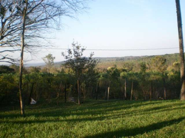 Paraguay: vendo terreno con 10 hectáreas en zona escobar.