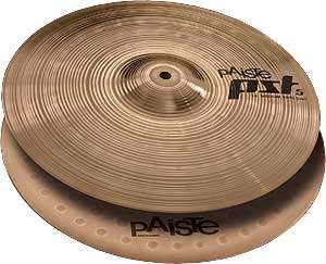 "Platos paiste pst5 14"" hi-hat medium"