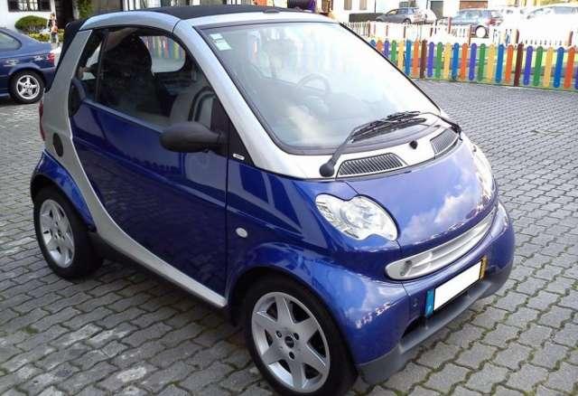 Smart fortwo cabrio cdi//1250
