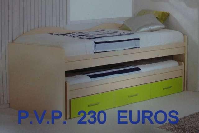 Dormitorio juveniles , camas , baratos en Humanes de Madrid ...