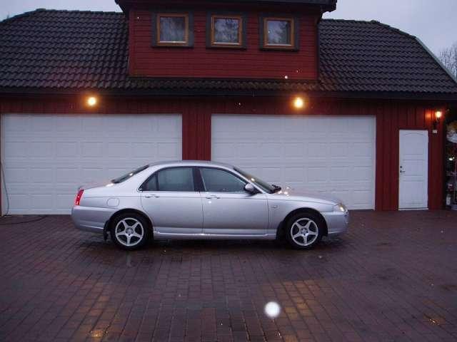 Rover 75 1.8. 120 bhp,-eu ok 2008