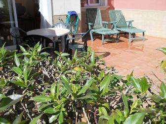 Torremar natura 1 dormit + 1 cama supletoria, jardín privado,parking,aire acondic, piscina,wi-fi