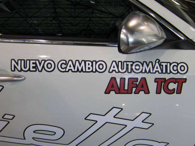 Alfa romeo giulietta 2.0jtdm2 distinctive tct