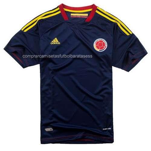 Camisetas colombia segunda equipacion 2013-2014