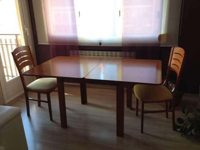 Vendo mesa comedor y dos sillas en Algete - Muebles | 548553