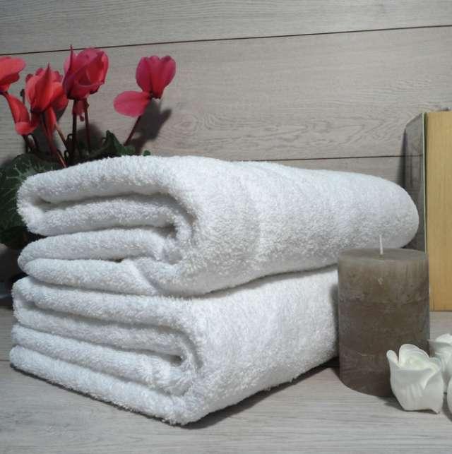 Toallas grandes de ducha, alta calidad 100% algodón, gramaje 650