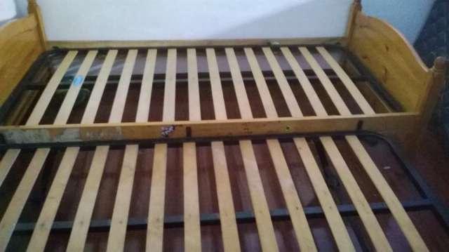 Cama nido sin colchon y somier en Errenteria   Muebles | 550315
