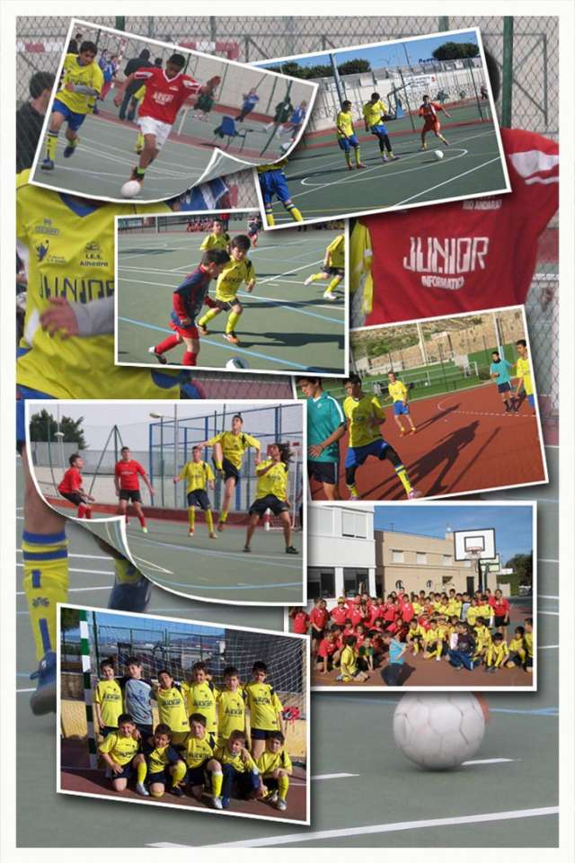 Escuelas deportivas - almeria
