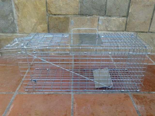 Vendo jaulas trampa gatos