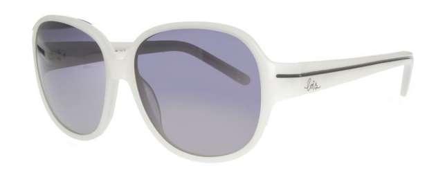 Lois - gafas de sol blancas mujer