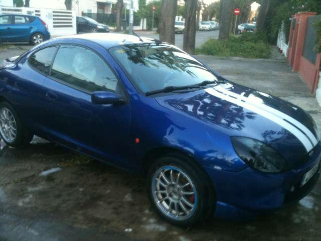 Ford puma coupe( full edition limitada)