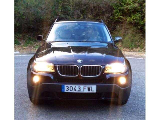 2007 bmw x3 2.0i xdrive
