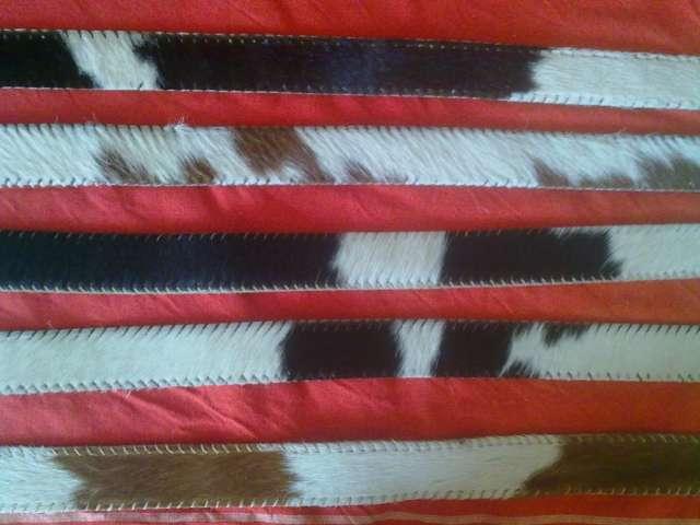 Cinturones piel de vaca