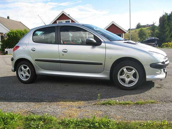 Impeccable peugeot 206 (2) 1.4 hdi