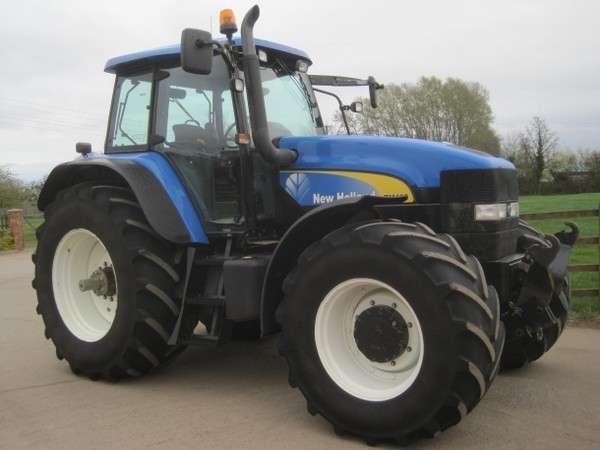 New holland tm190 trattore 150-160cv