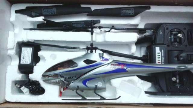Helicoptero lama v4 rtp