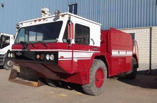 Camión de bomberos de ocasión