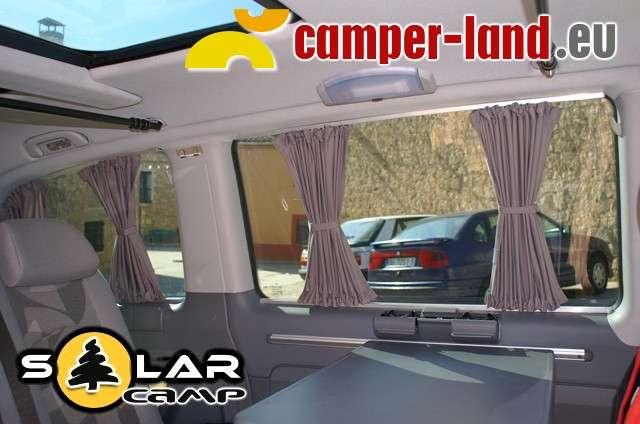 Cortinas interiores para furgonetas furgos furgo camper